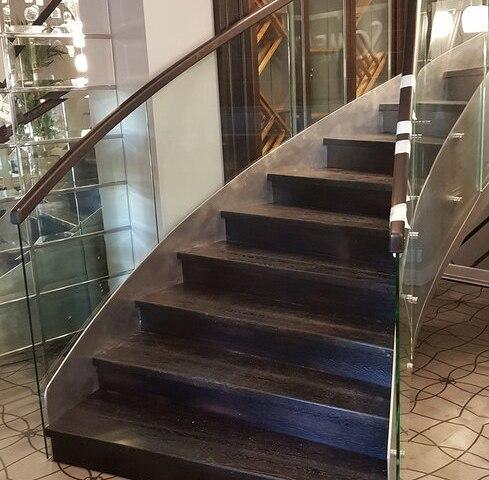 Лестница винтовая DF3 3