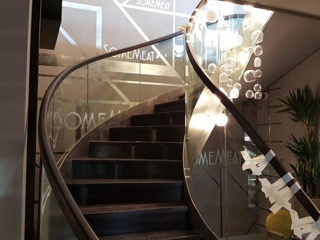 Лестница винтовая DF3 4