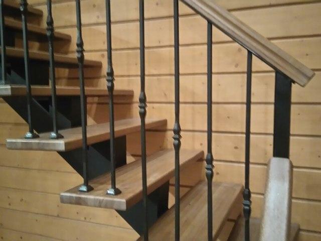 Лестница на монокосоуре DF5 1