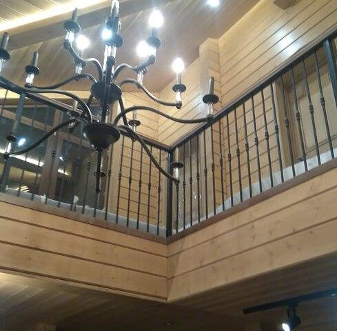 Лестница на монокосоуре DF5 2