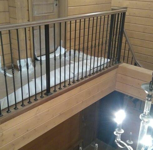 Лестница на монокосоуре DF5 3