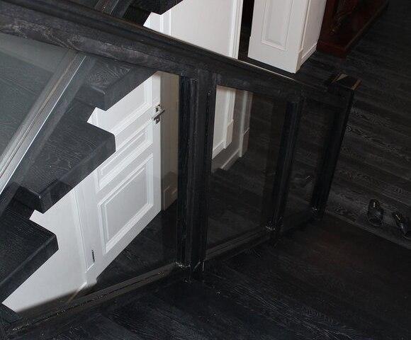 Лестница на монокосоуре DF13 5