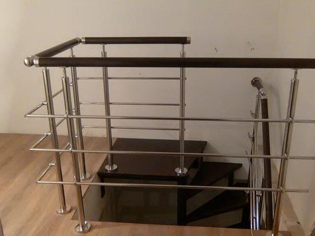 Винтовая лестница DF16 1