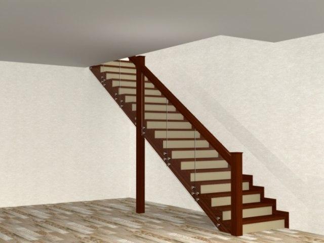 Лестница ДС-2 1