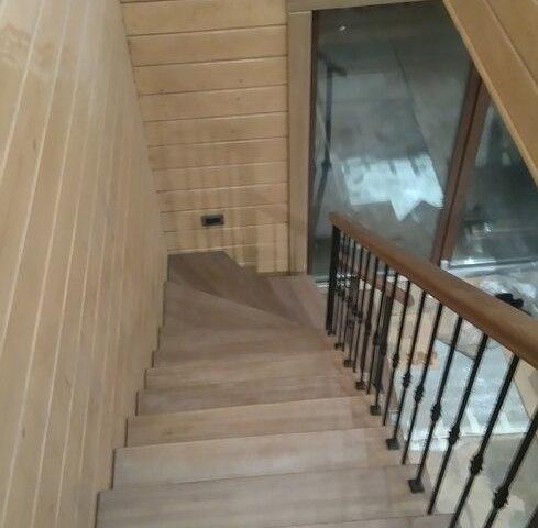 Лестница на монокосоуре DF5 4