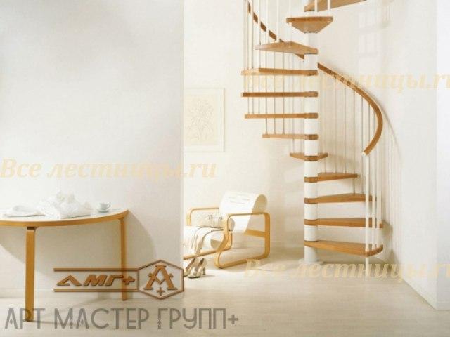 Винтовая лестница V-01 1