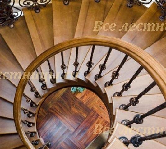 Винтовая лестница V-09 1
