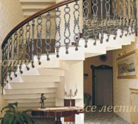 Винтовая лестница V-10 1