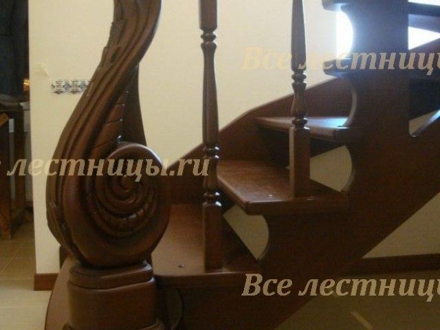 Столб резной RS_06 1