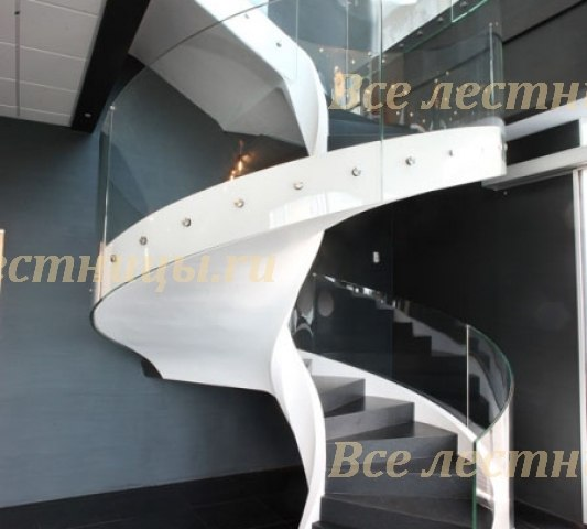 Винтовая лестница V-11 1