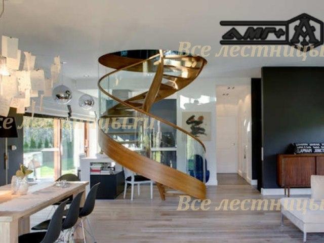 Винтовая лестница V-12 1