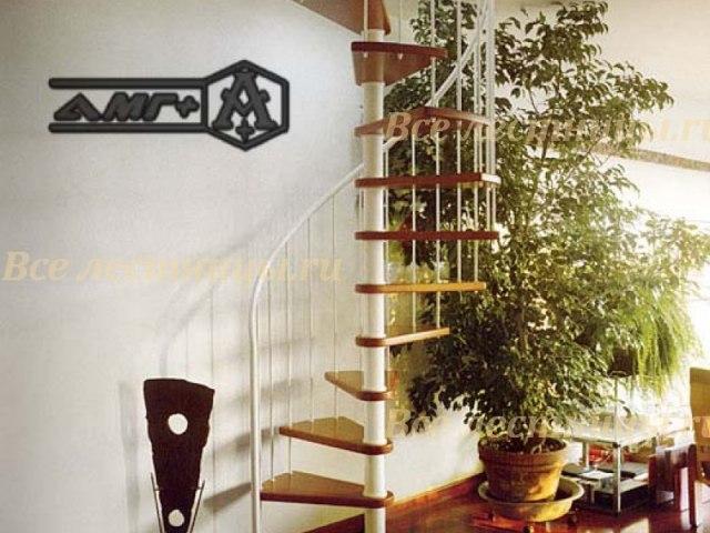 Винтовая лестница V-14 1