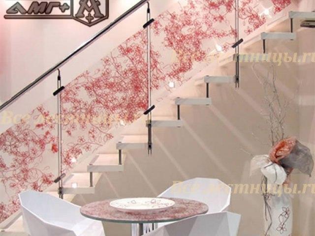 Комбинированная лестница CS_25 1