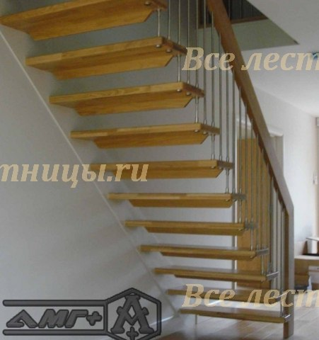 Комбинированная лестница CS_31 1