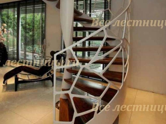 Комбинированная лестница CS_32 1