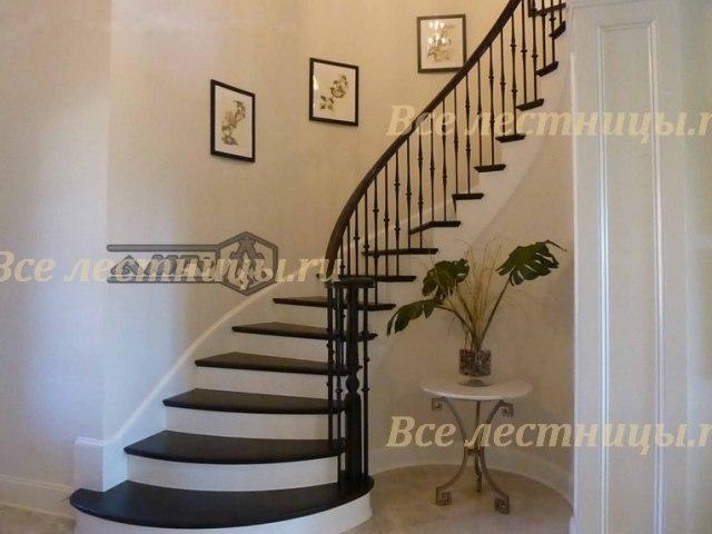 Комбинированная лестница CS_33 1