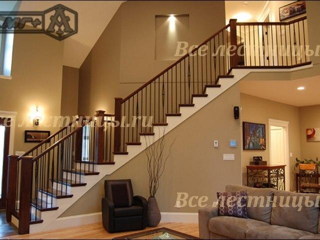 Комбинированная лестница CS_35 1