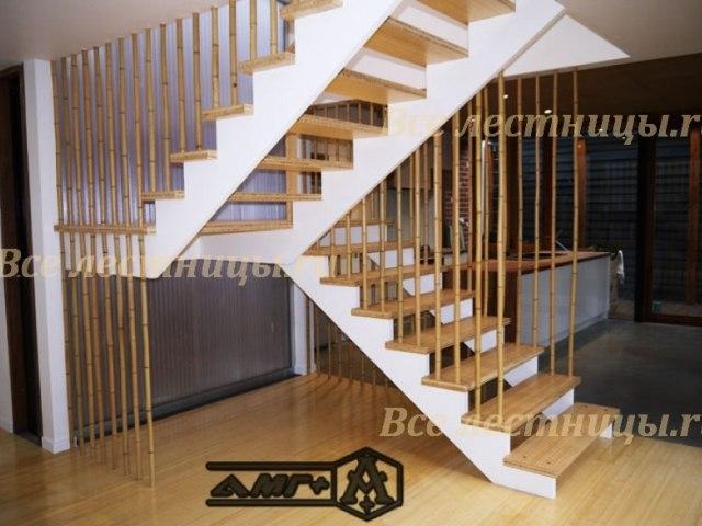 Комбинированная лестница CS_41 1