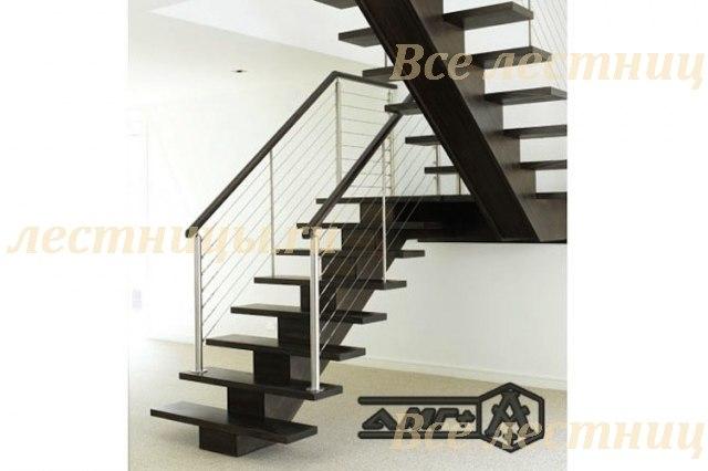 Комбинированная лестница CS_46 1