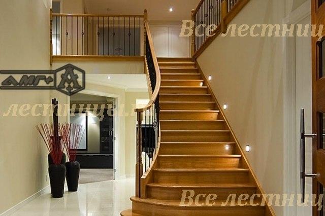 Комбинированная лестница CS_47 1