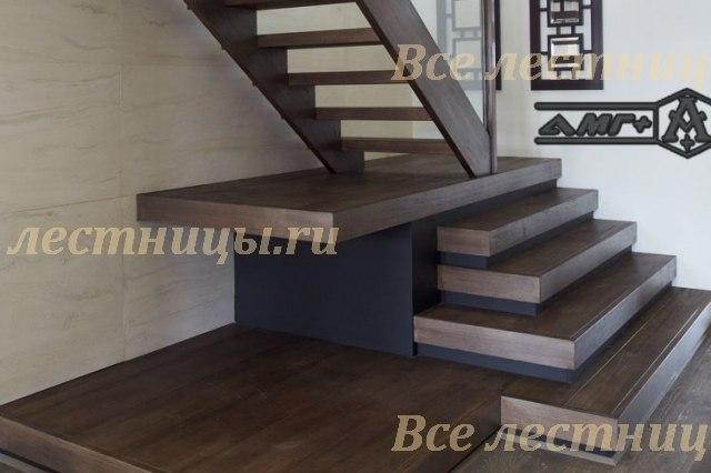 Комбинированная лестница CS_55 1