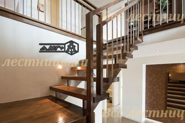Комбинированная лестница CS_56 2