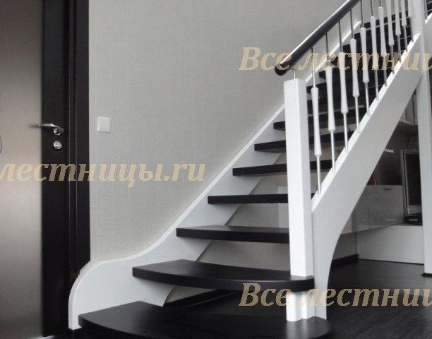 Деревянная лестница CS_60 2