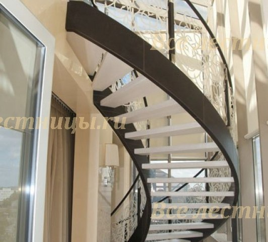 Комбинированная лестница CS_65 1