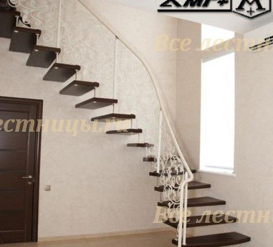 Комбинированная лестница CS_66 1