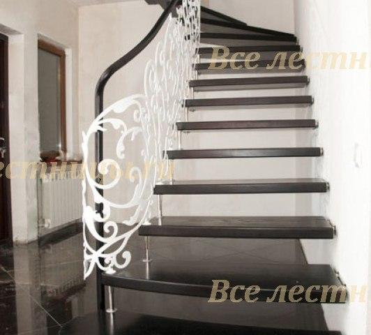 Комбинированная лестница CS_71 1