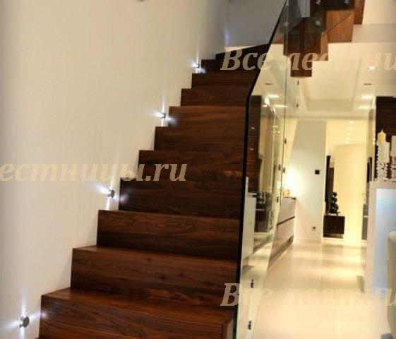 Лестница на бетонном основании CS_78 1