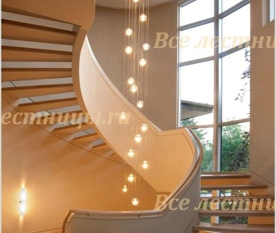 Комбинированная лестница CS_79 1