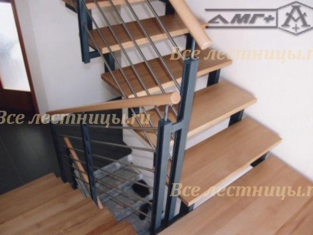 Комбинированная лестница CS_82 1