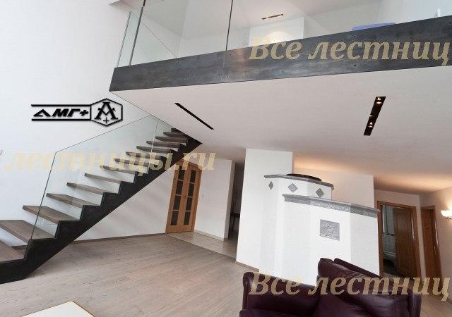 Комбинированная лестница CS_83 1