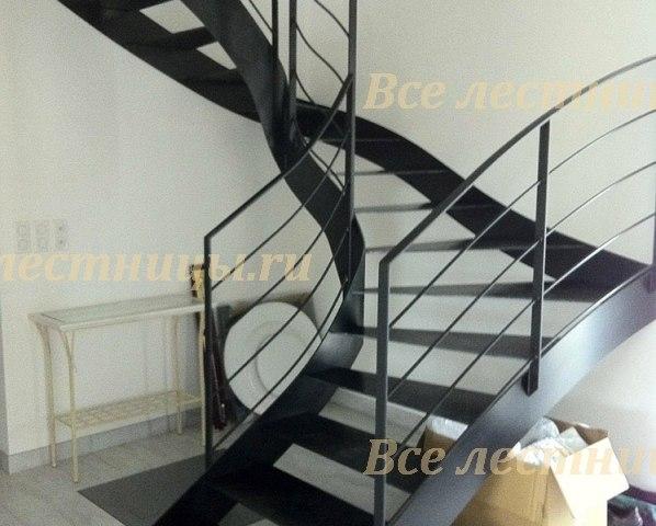 Металлическая лестница CS_87 1