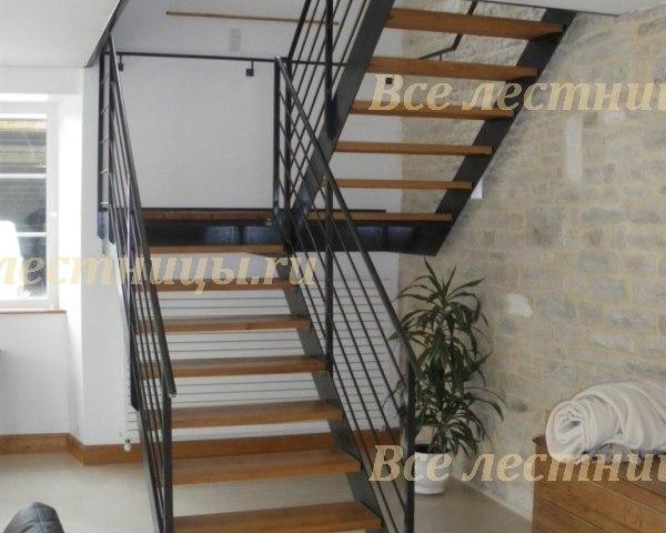 Комбинированная лестница CS_90 1