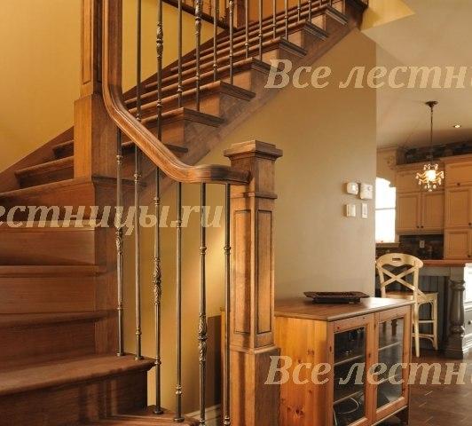 Комбинированная лестница CS_92 1