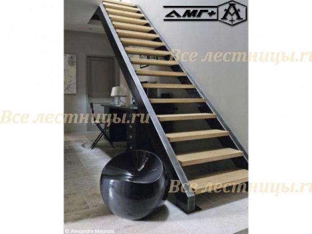 Комбинированная лестница CS_93 1