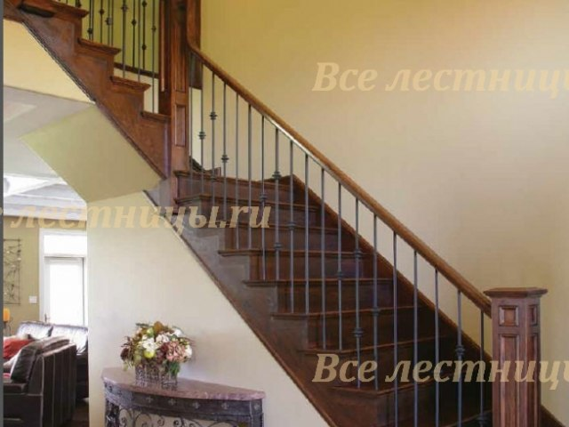 Комбинированная лестница CS_96 1
