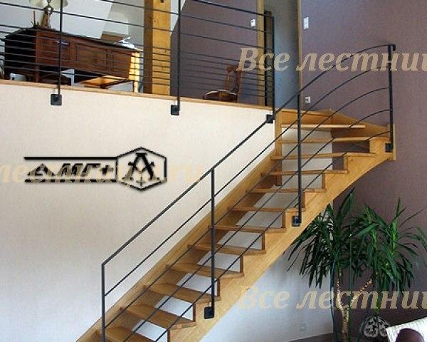 Комбинированная лестница CS_97 1