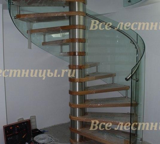 Комбинированная лестница V-23 1