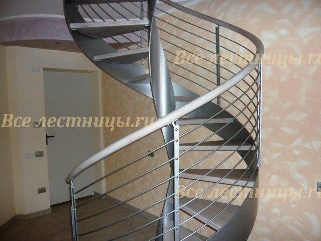 Винтовая лестница V-25 1