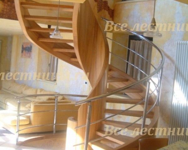 Винтовая лестница V-26 1