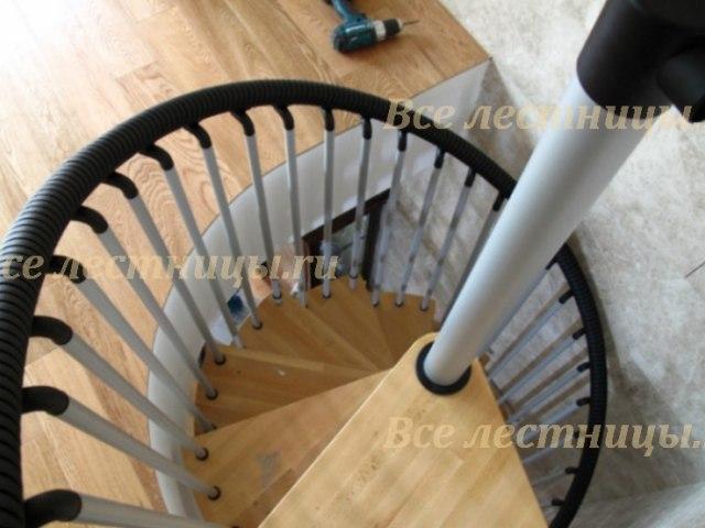 Винтовая лестница V-33 1