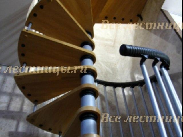 Винтовая лестница V-34 1