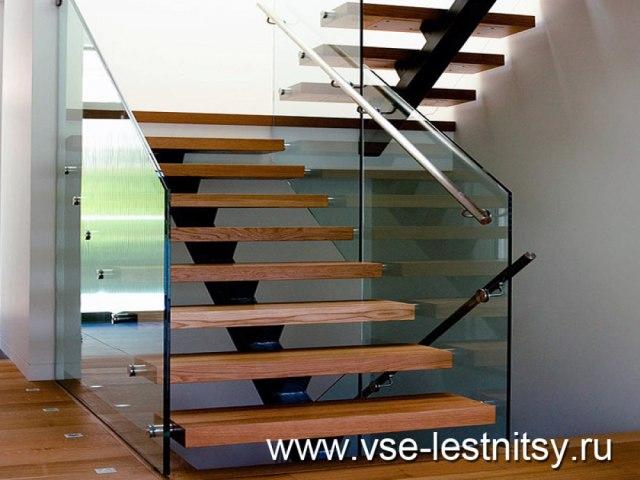 Комбинированная лестница CS_38 1