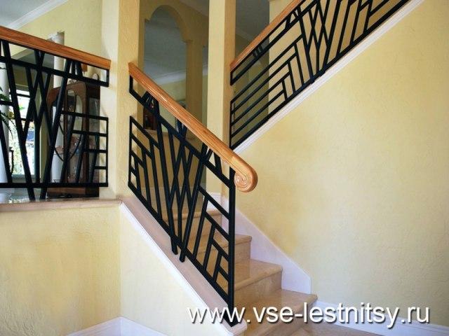 Комбинированная лестница CS_40 1