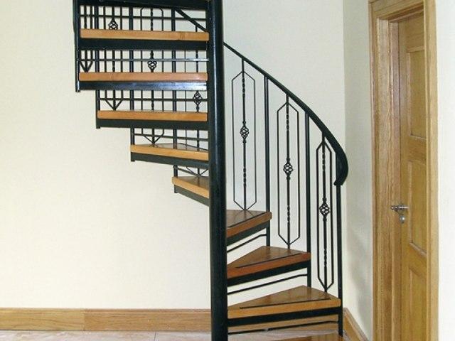Винтовая лестница V-37 1