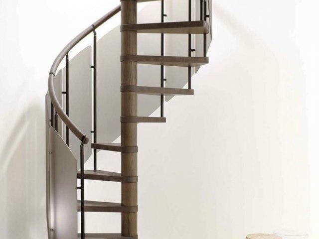 Винтовая лестница V-38 1