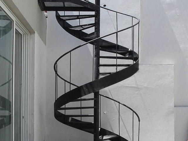 Винтовая лестница V-41 1